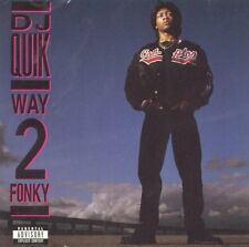 DJ Quik - Way 2 Fonky [New CD]