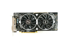 MSI Radeon RX 580 4GB Armor OC Graphics Card   Fast Ship, Cleaned, Tested!