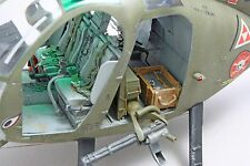 Werner's Wings Resin 35-03 XM-27E1 Minigun System (Exposed)