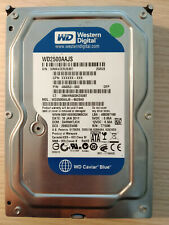 "Disco Duro Western Digital 250GB 7200RPM SATA 3.5"" : Modelo WD2500AAJS"