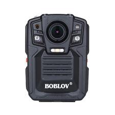 32GB 1296P Polizei taktischer Körper getragene Kamera Infrarot LED Nacht Full HD