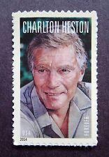 Sc # 4892 ~ Forever Stamp ~ Charlton Heston (bh26)