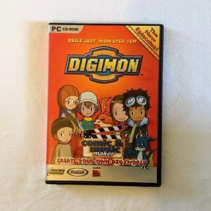 Digimon Comic & Music Maker PC
