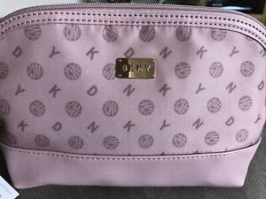 DKNY Cosmetic/Toiletrey Bag NEW with Tags