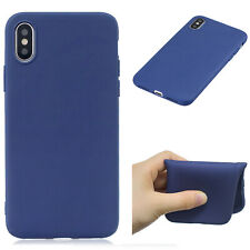 Silicone Soft TPU Back Cover Case For iPhone X XR XS Max Huawei Honor 10i 8S 8X