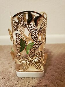 bath and body works Butterfly Gentle Foaming Soap Holder