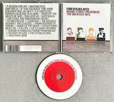 MANIC STREET PREACHERS - FOREVER DELAYED THE GREATEST HITS * * 2002 CD Album