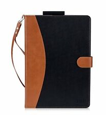 New iPad Pro 12.9 inch Premium Leather Smart Case Apple Protective Stand Cover