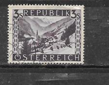 AUSTRIA  SC#514 1948 POSTALLY USED 5 SCHILLING SCENE TYPE DEFINITIVE STAMP