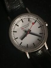 ORIGINAL Mk1 Mondaine Stop2Go Stop To Go Watch - Stop 2 Go