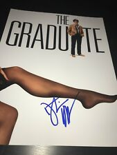 Dustin Hoffman Signed Autograph 11x14 Photo The Graduate Poster In Person Coa D