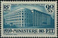 FRANCE 1939 Au profit Orphelins des PTT YT n° 424 neuf ★★ luxe / MNH