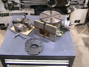 Nikken RSI-10 Rotary table and Spacer