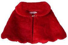 Vêtements rouge élégant pour fille de 2 à 16 ans