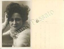 Lydia Johnson (Rostov Velikij, 1896 - Napoli, 1969)