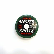 Master Spots - 1 Dozen, Replacement Spots For Pool Table Billiards - SHIPS