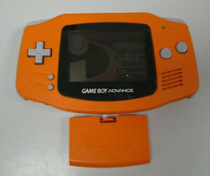 Nintendo Game Boy Advance in orange #13