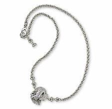 Tibetan Terrier Ankle Bracelet Jewelry Sterling Silver Handmade Dog Ankle Bracel