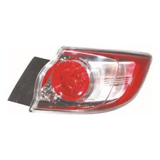 Mazda 3 Hatch (Excl. Sport Models) 2009 - 2011 Driver Side Replacement Rear Lamp