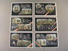 114245, Patriotische Postkarten, Serie: FELDGRAU, O FELDGRAU, WB+SS 956
