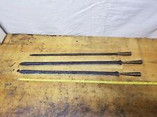 Vintage Antique African Tribal Spears