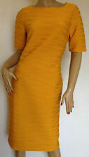 Polyester Wiggle, Pencil Regular Textured Dresses for Women