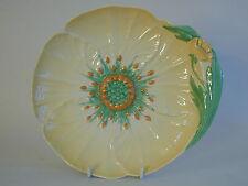 Beautiful Carlton Ware Australian Yellow Buttercup Large Plate