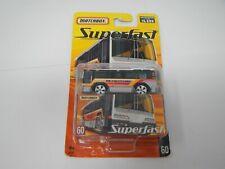 Matchbox SuperFast City Bus #60