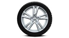 """Genuine Volvo XC60 NEW SHAPE 18"""" Alloy Wheel and Winter Tyre Pack Bargain"""
