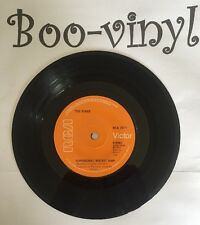 "THE KINKS Supersonic Rocket Ship 1972 7"" Vinyl Vg Con"