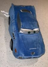 "Disney Parks Exclusive Cars 2 Plush Finn McMissle Blue Car 9"" Pixar"