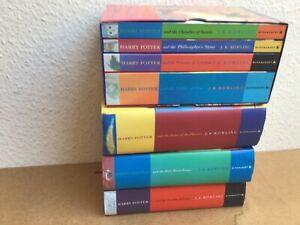 Harry Potter  book set x  (original first edition box set  )  JK Rowling