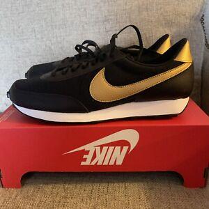 Nike Daybreak Women's US Shoe Sz 11 Black/ Metallic Gold DC9213 001