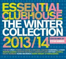 Essential CLUBHOUSE - 2013/2014 Winter Collection di Stefan Dabruck (2013), 3 CD