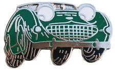 Happy Austin Healey Sprite MkI (Bugeye / Frogeye)  - Green