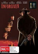 Unforgiven [ DVD ], LIKE NEW, Region4, Fast Post..5599