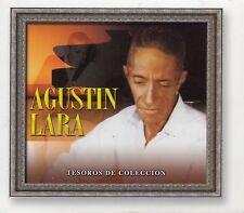 Agustin Lara Tesoros de Coleccion 3CD New Nuevo sealed