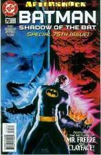 Batman: SHADOW of the Bat # 75 (Mark Buckingham, 52 pages) (USA, 1998)