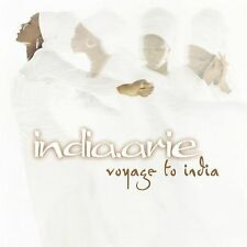 New: India Arie: Voyage to India Limited Edition Audio Cassette