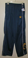 Russell Athletic Wear Navy with Yellow Stripe Boys Basketball Pants Sizes M L XL