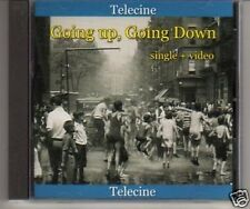 (F566) Telecine, Going Up, Going Down - DJ CD