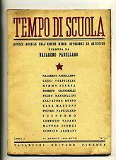 TEMPO DI SCUOLA#Mensile Ord. Medio/Superiore/Artistico-An.I-N.6#Maggio 1940