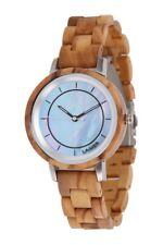 LAiMER Holz - Armbanduhr KLARISSA