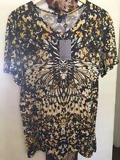 New Alexander McQueen T-Shirt  100% Cotton Size XL