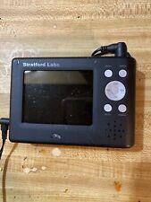"Stratford Labs 3.5"" ATSC Digital Handheld TV / Model SL-350D"