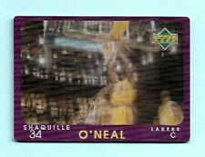 1997-98 Shaquille O'Neal Upper Deck Diamond Vision Card #13!
