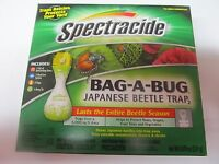 Spectracide BAG-A-BUG Japanese Beetle Trap  #HG-16901 NEW!