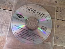 MORRISSEY Interview (CD, Single) PROMO 1997