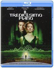 The Thirteenth Floor - Blu Ray Disc -