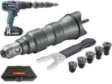 Nieten Aufsatz Nietaufsatz Nietgerät für Bohrmaschine Akkuschrauber 2,4mm-6,4mm